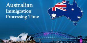 Australia Visa Processing Time
