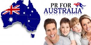 Australian PR