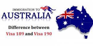 Australia Visa 189 and Visa 190